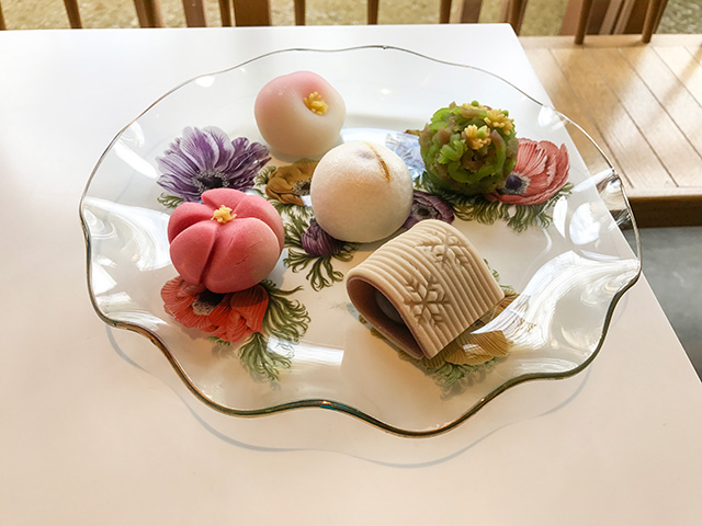 お茶と酒 たすき - 本日の和菓子