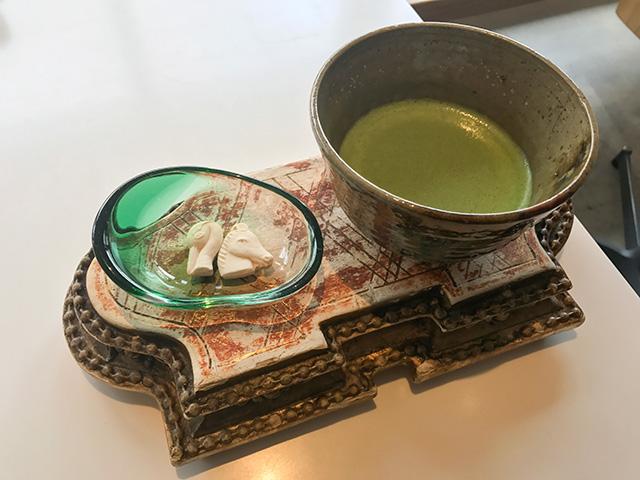 お茶と酒 たすき - お抹茶