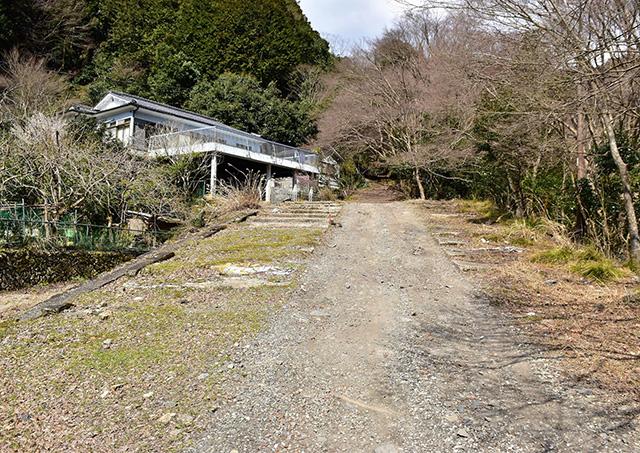 清滝川駅跡2