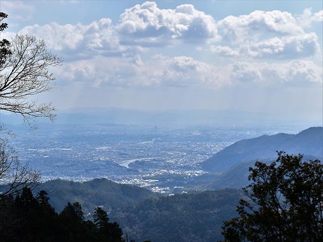 愛宕山 - 展望