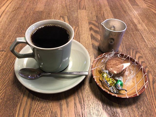 逃現郷 - ブレンドコーヒー