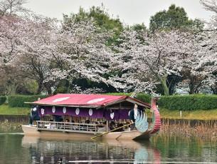 大覚寺の「華道祭」EC