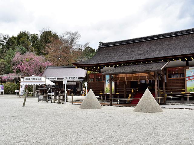 上賀茂神社 - 境内