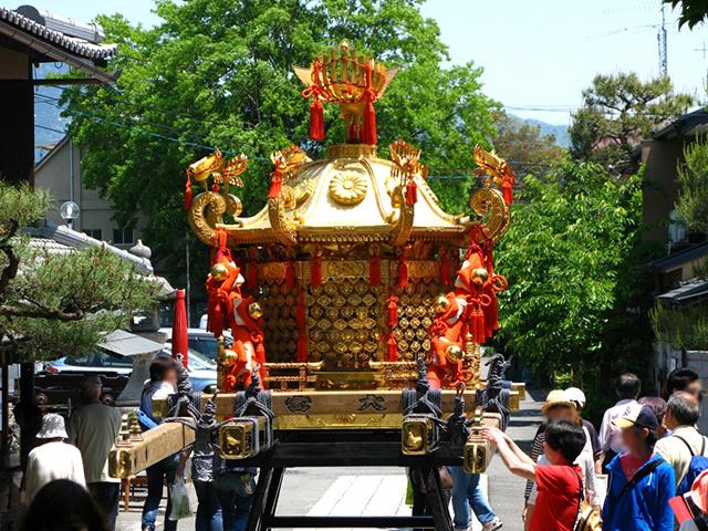 今宮祭 - 神輿