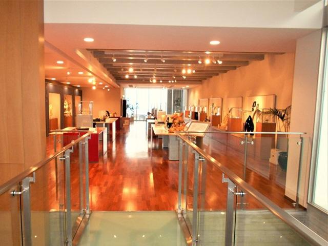 京都伝統工芸館 - 2階