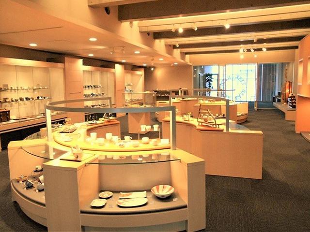 京都伝統工芸館 - 3階ギャラリーショップ