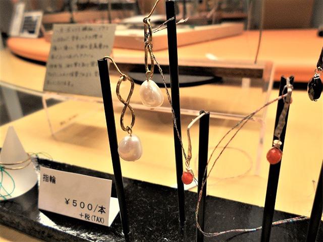 京都伝統工芸館 - ギャラリーショップ1