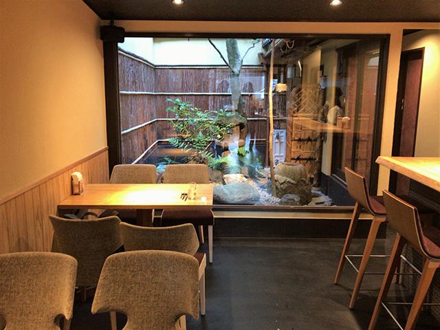 京都祇園あのん - カフェ