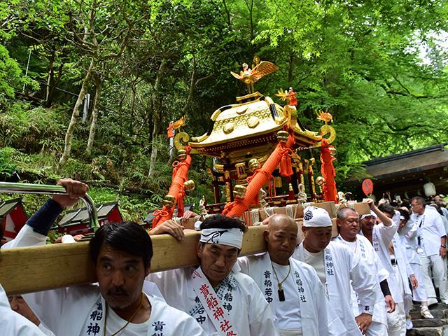 貴船祭 - 神輿1