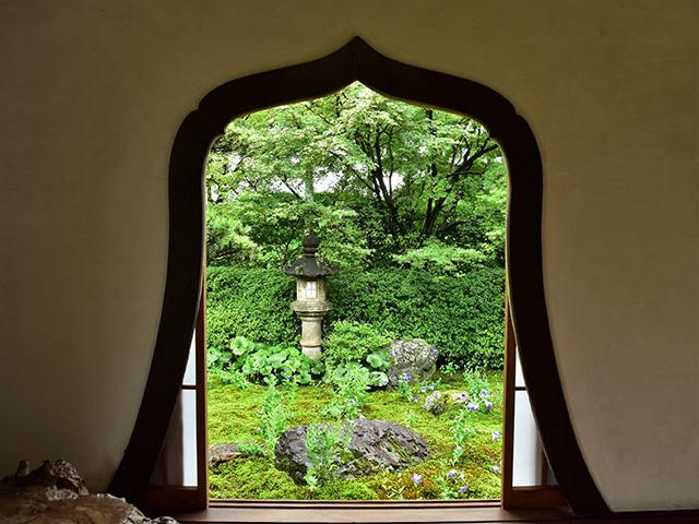 天得院 - 華頭窓