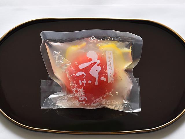 田中漬物舗 - ぷるぷるトマト1