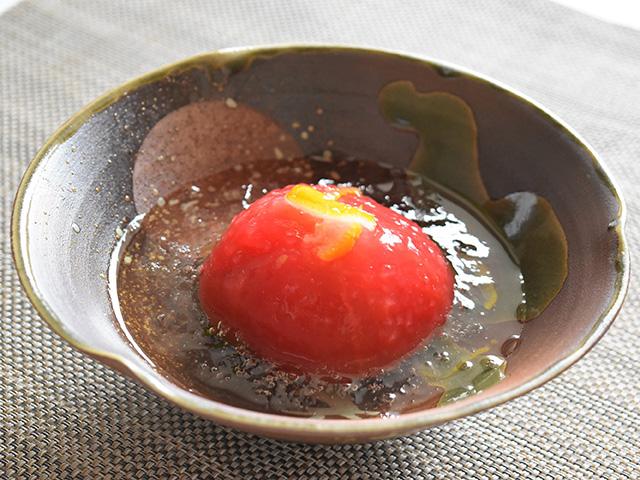 田中漬物舗 - ぷるぷるトマト2