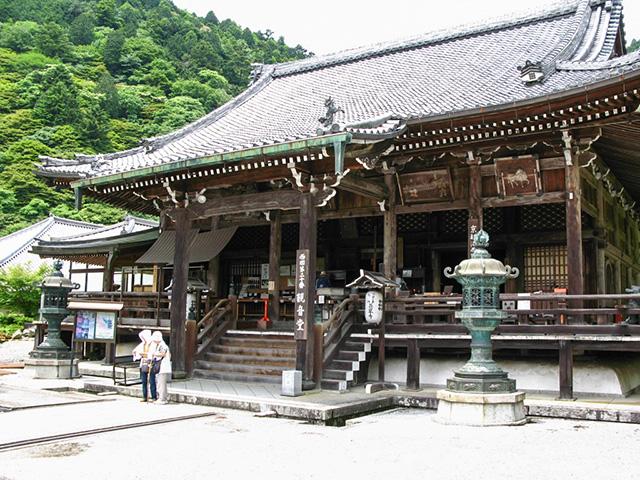 善峯寺 - 観音堂