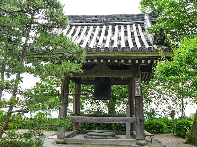 善峯寺 - 梵鐘