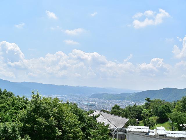 花山天文台 - 眺望