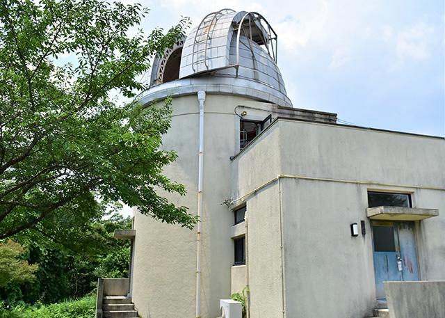 花山天文台 - 別館