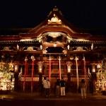 京の七夕(北野紙屋川会場)