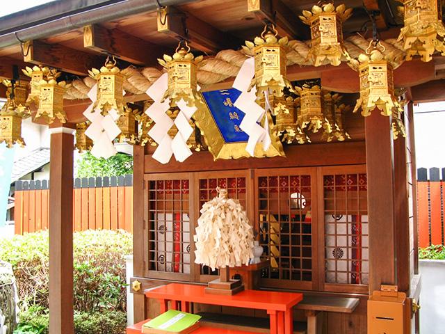 三嶋神社 - 本殿