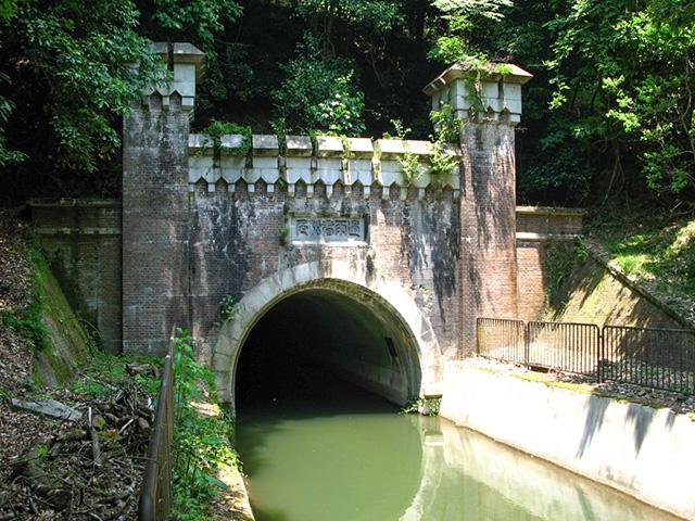 琵琶湖疎水トンネル出入口3