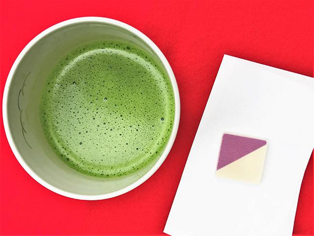紫式部祭(平野神社)- お茶席