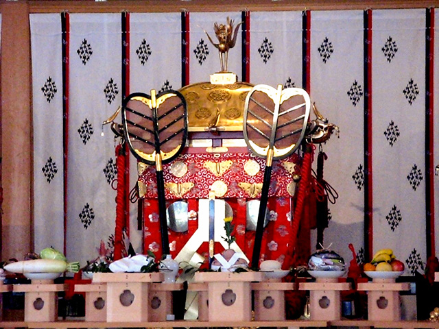 ずいき祭(北野天満宮)2