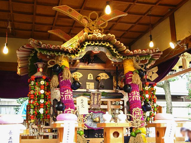 ずいき祭(北野天満宮)4