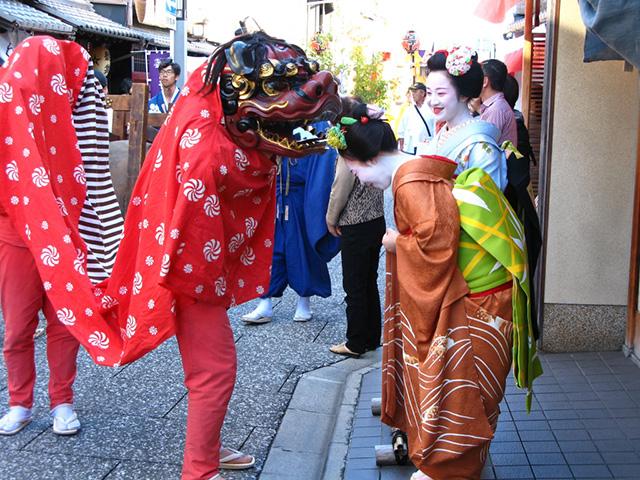 ずいき祭(北野天満宮)7
