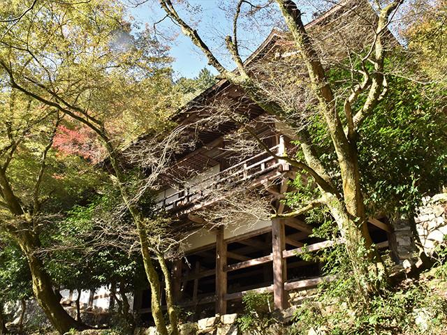 上醍醐 - 清瀧宮拝殿