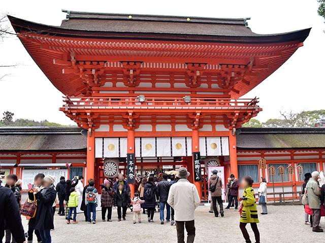 下鴨神社 - 楼門