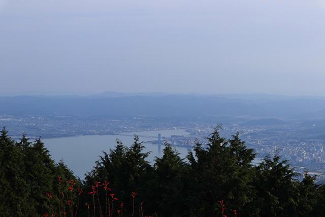 夏目漱石 - 比叡山2