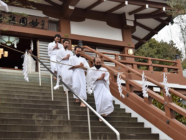 妙円寺(松ヶ崎大黒天)- 加持大祭