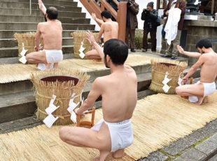 妙円寺の「加持大祭」EC