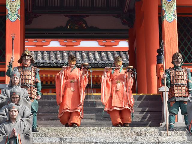 青龍会(清水寺)- 夜叉神