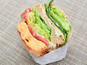 サンドイッチ3選EC
