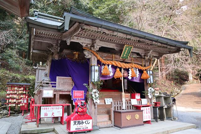 由岐神社 - 本殿