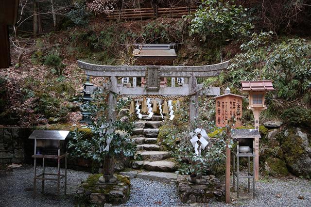 由岐神社 - 三宝荒神社