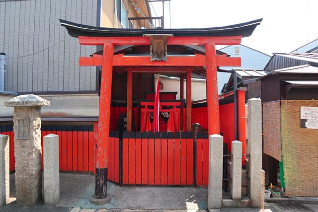 松永稲荷神社