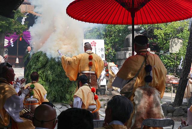 菅大臣神社(例祭)EC