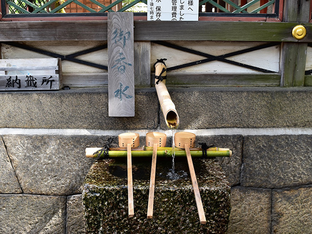 京都一周トレイル(東山コース)- 御香宮神社2
