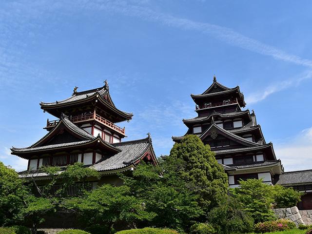 京都一周トレイル(東山コース)- 伏見城