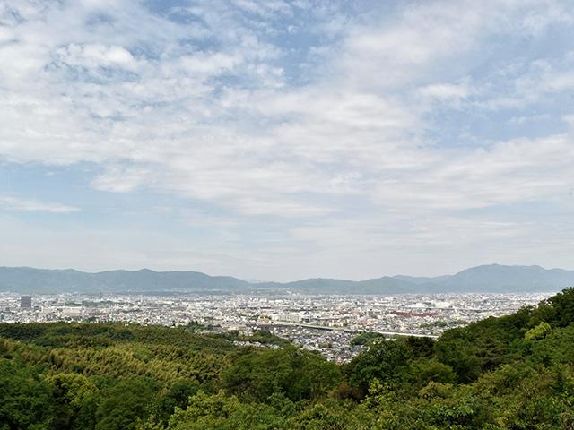 京都一周トレイル(東山コース)- 大岩山