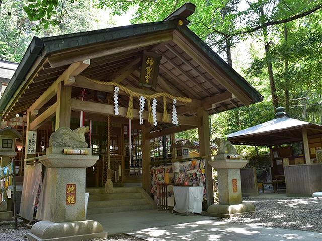 京都一周トレイル(東山コース)- 伏見神寶神社