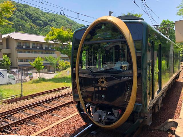 叡山電車 - ひえい