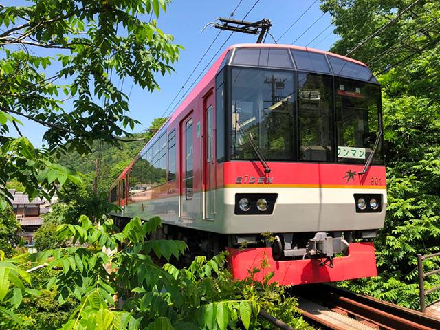 叡山電車 - きらら