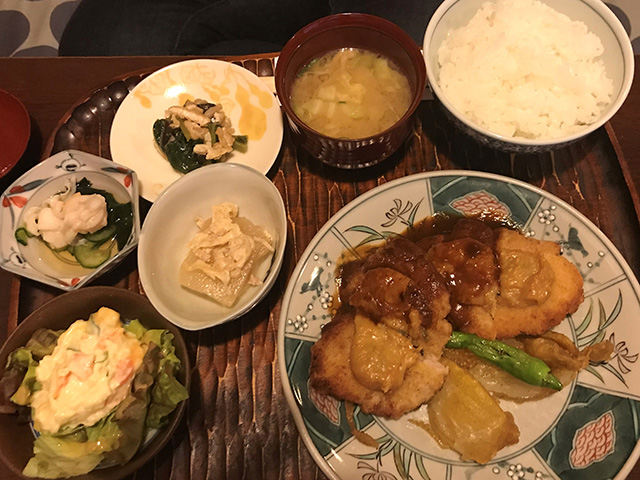 ふろうえん - 定食2