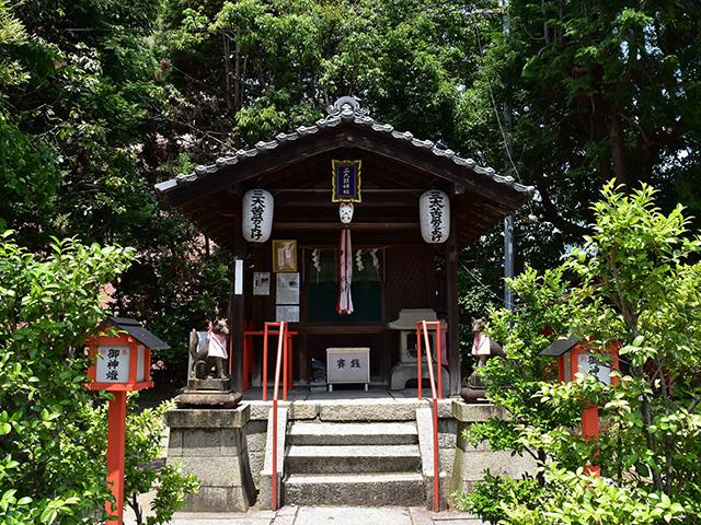 三九郎稲荷神社(折上稲荷神社)