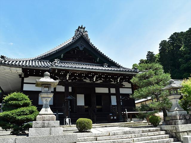 佛光寺本廟(東山廟所)(京都一周トレイル)