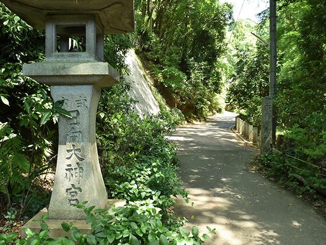日向大神宮1(京都一周トレイル)