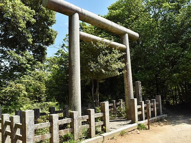 日向大神宮2(京都一周トレイル)