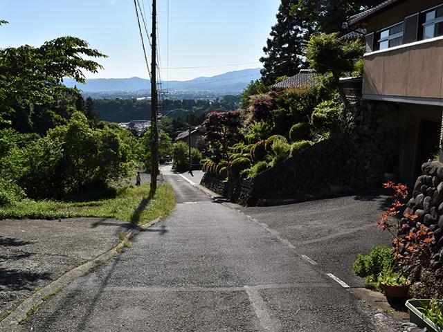 鹿ヶ谷(京都一周トレイル)